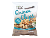 Чипсы из киноа 30 г Quinoa chips eat real